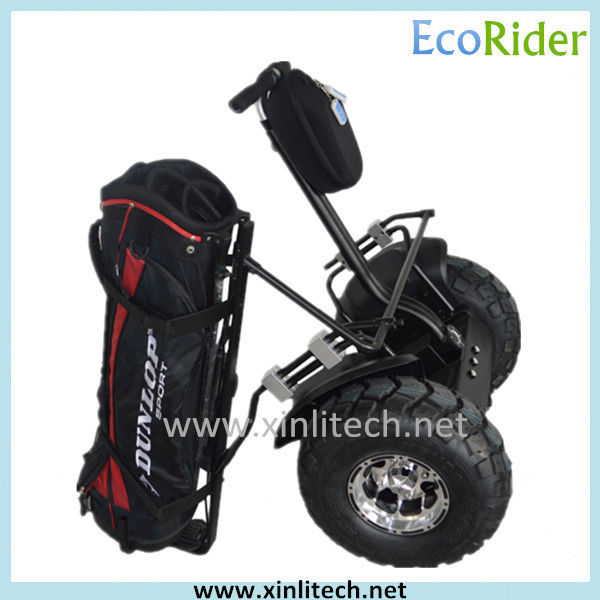 Off Road Mobility Scooter Golf Cart Two Wheel Self Balancing 5 Colors Available