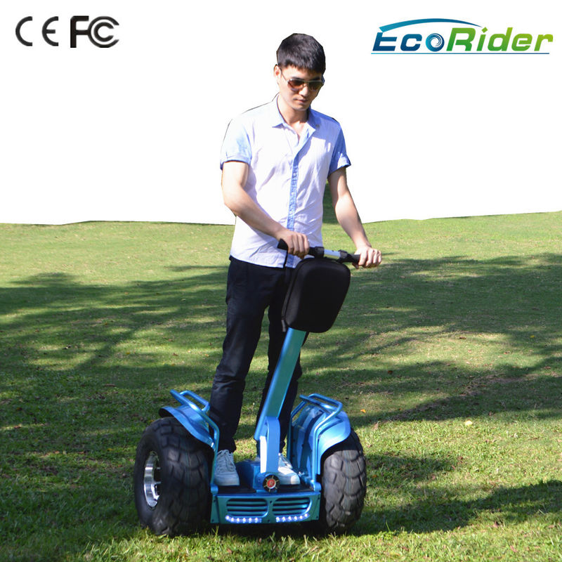 Outdoor Off Road Segway Adult 2 Wheeled Self Balancing Electric Vehicle For Samsung Battery