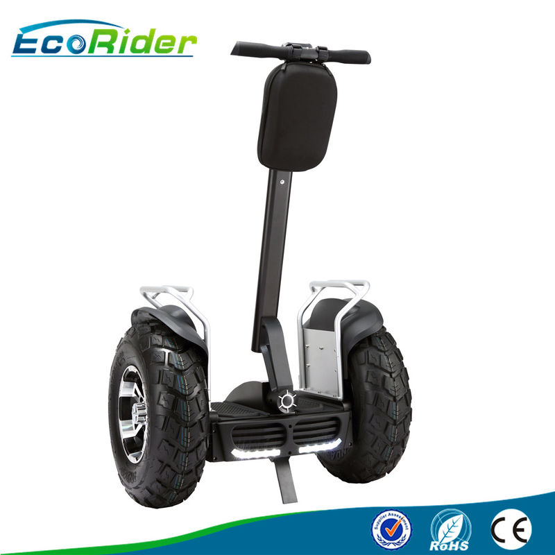 4000W Waterproof Segway Electric Scooter with Brushless Motor 72V 8.8Ah