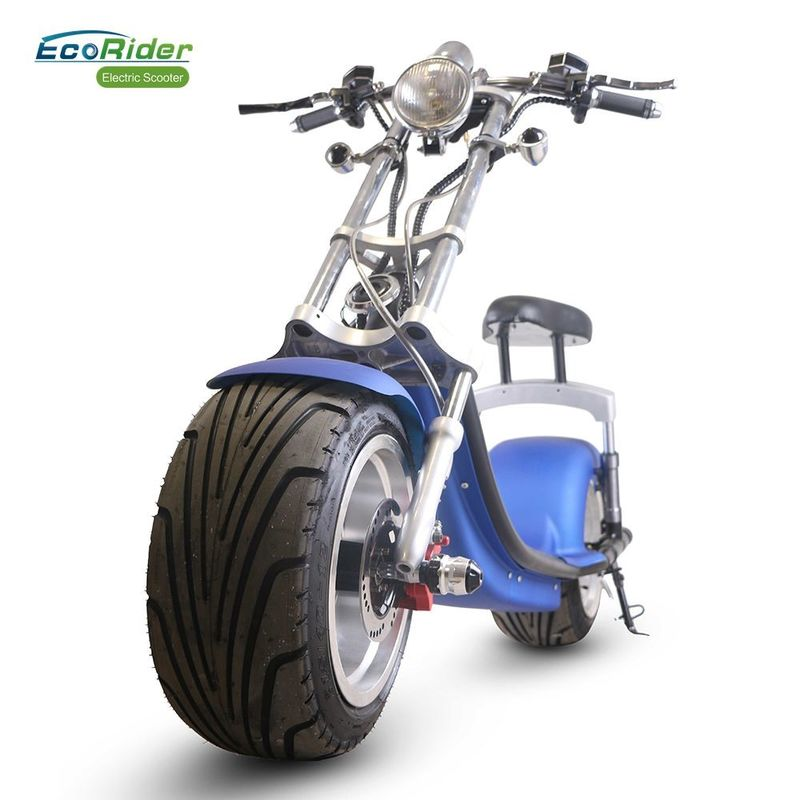 EEC/CE/Rohs Certification 1000W 25km/h Two Wheel Electric Scooter Ebike for Adult