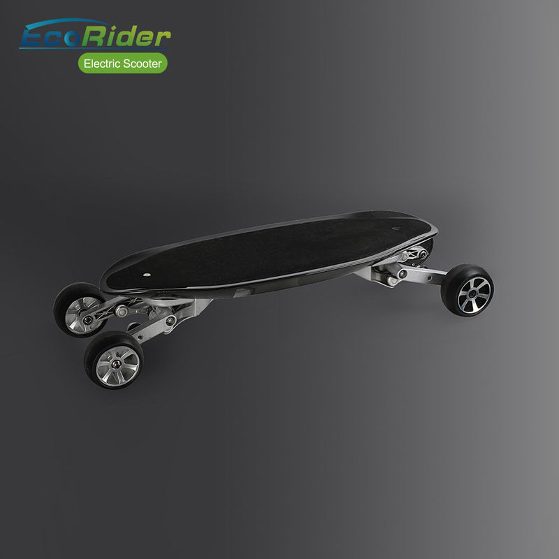 City Road Off Road Electric Skateboard Brushless Motor Carbon Fiber 1000W 36V