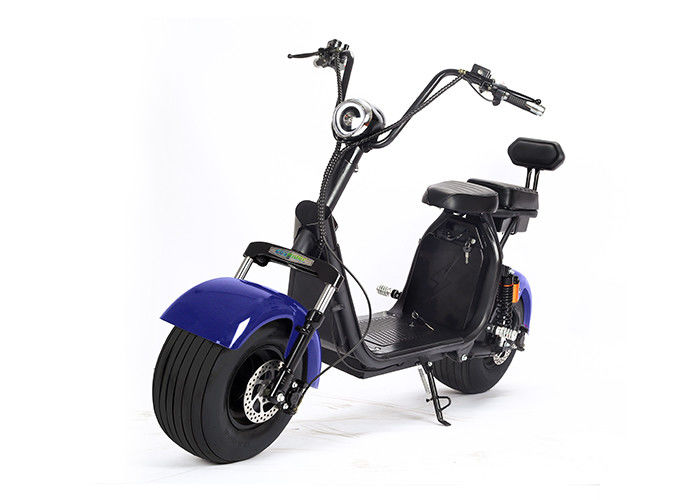 1500W Brushless 2 Wheel Electric Scooter 2 Wheel Self Balancing Scooter