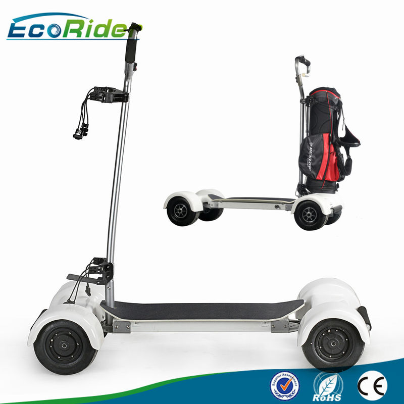 EcoRider 1000w 4 Wheel Skateboard Golf Electric Scooter Long Board CE Certificated