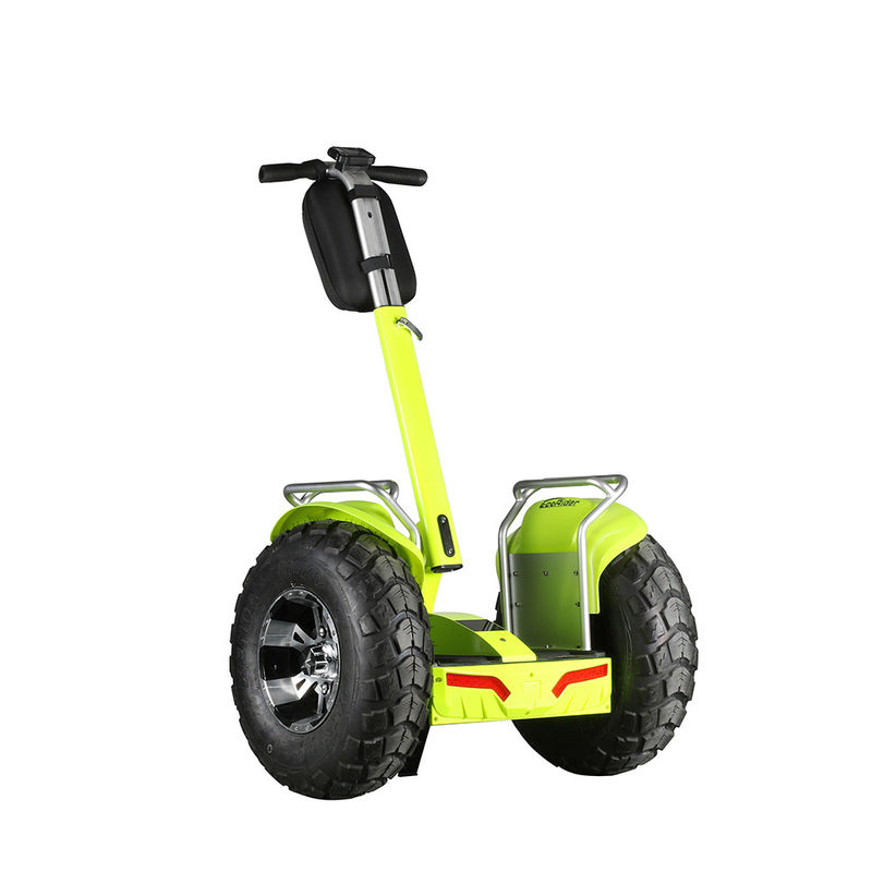 Self Balancing Electric Off Road Scooter , Electric Golf Scooter Max Range 70km With Golf Kits