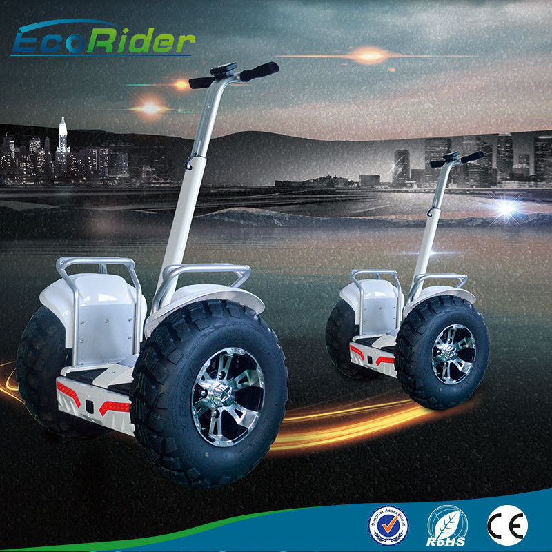 Outdoor Sport Off Road Balance Electric Scooter Fat Tire Segway For Personal Transporter