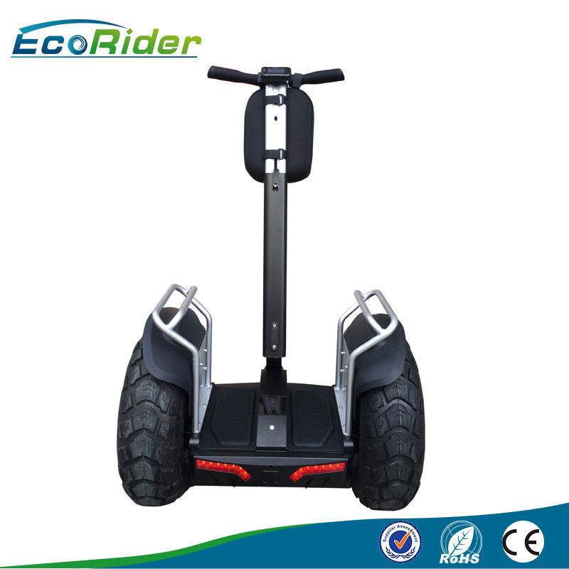 Self Balance Segway Electric Scooter Brushless Off Road Motorized 21 Inch Tire