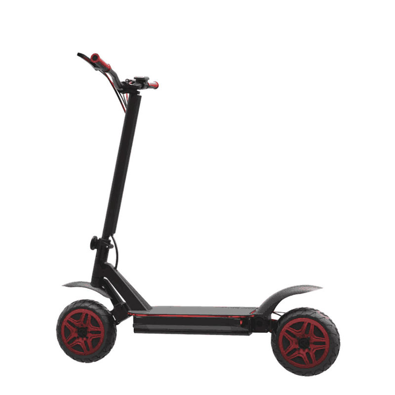 Two Wheels Foldable Electric Scooter Self Balance Kick 10 Inch Vacuum Tire